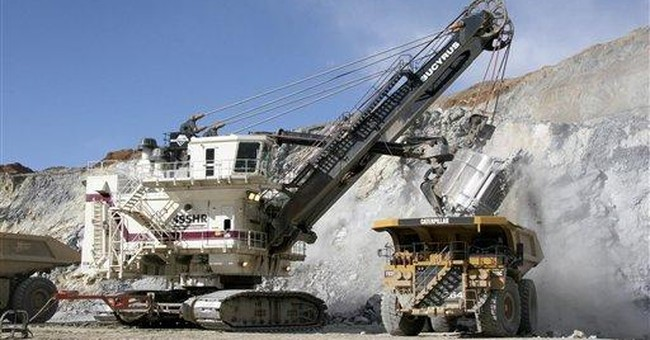 Caterpillar reports strong equipment sales in Feb.