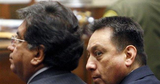 Ex-LA fire captain convicted of murdering woman