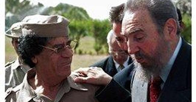 Hugo Chavez condemns Libya airstrikes as 'madness'