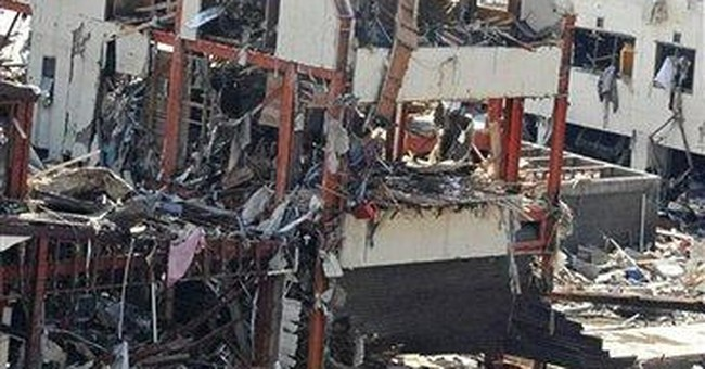 Japan tragedy seared into the world's imagination