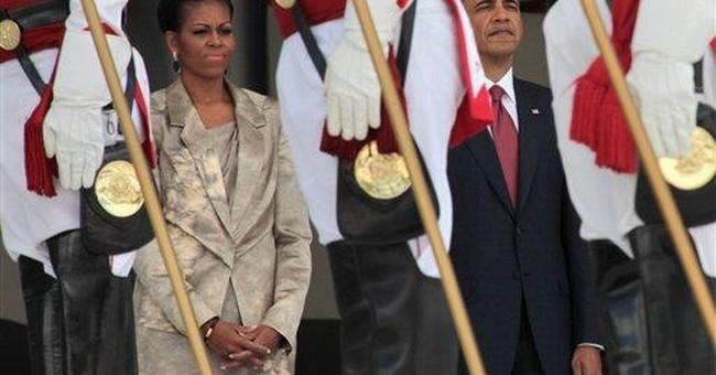 Obama links Brazil trip to job growth back home