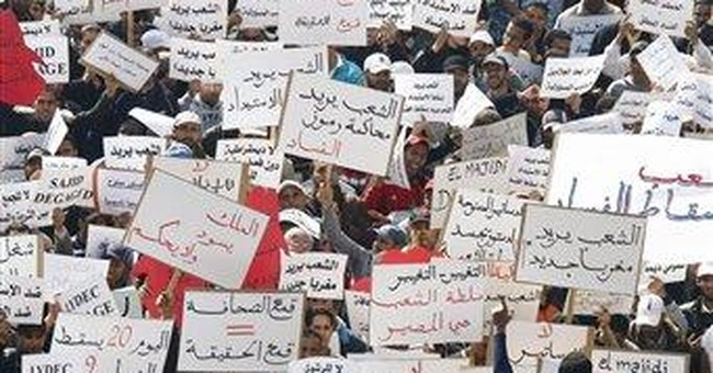 Moroccan cities see new political protests