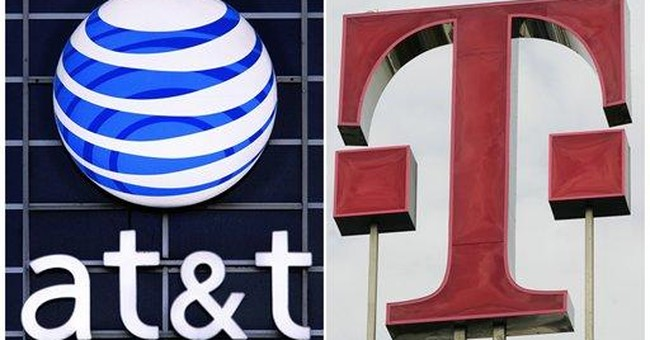 Deal to combine AT&T, T-Mobile raises questions