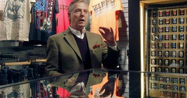 Zippo's burning ambition lies in retail expansion
