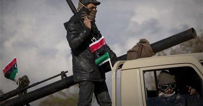 Gulf bloc: Qatar, UAE in coalition striking Libya