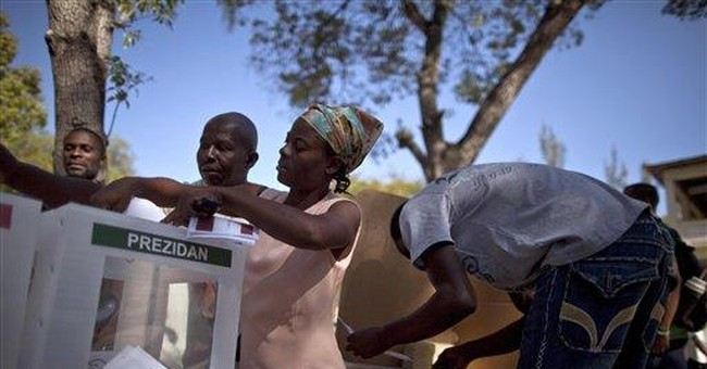 Haiti now must wait for presidential vote results