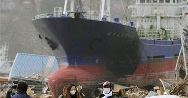 World Bank: Japan reconstruction may take 5 years