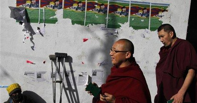 Tibetans in exile vote for new leader