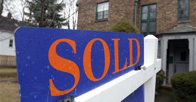 Home sales fell 9.6 pct. in February
