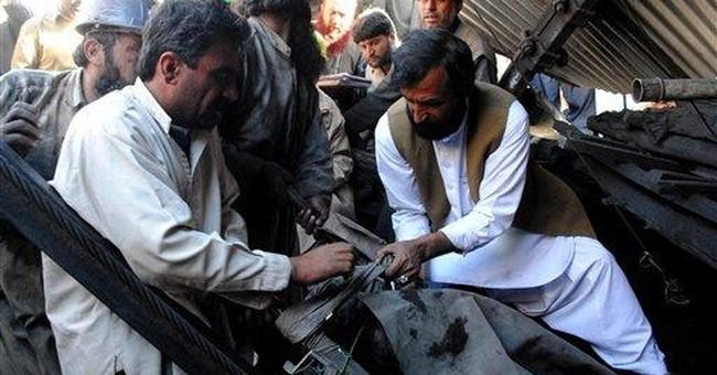 52 feared dead in Pakistan coal mine explosion