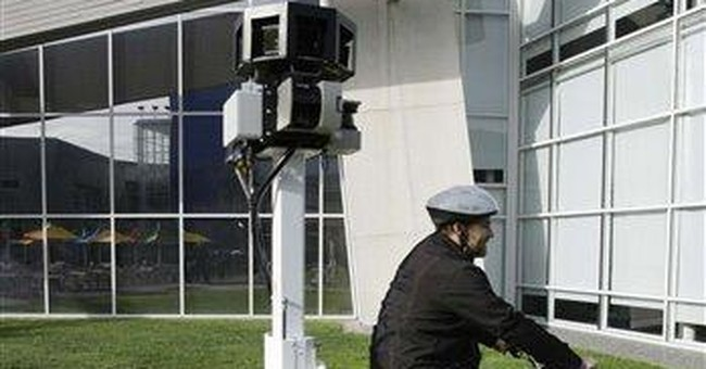 Google fined over Street View privacy breach