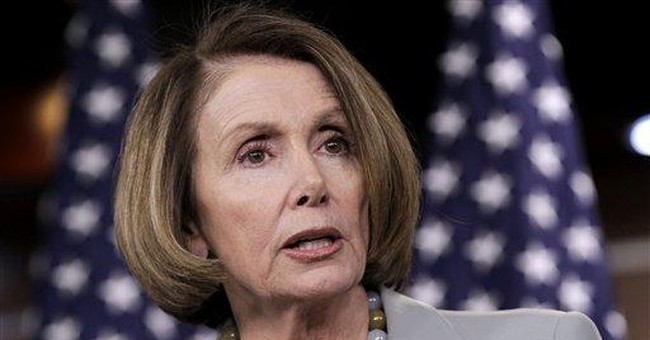 Pelosi briefly hospitalized in Rome