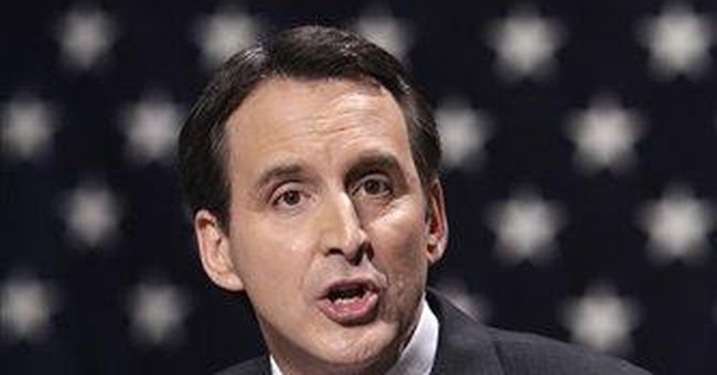 Pawlenty announces WH exploratory committee