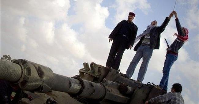 Coalition extending no fly zone over Libya
