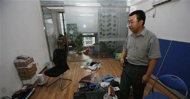 China takes hard line on activists, many missing
