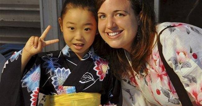 Missing Virginia teacher's body located in Japan