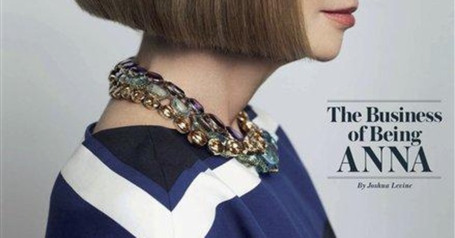 WSJ. profile: The power of Anna Wintour