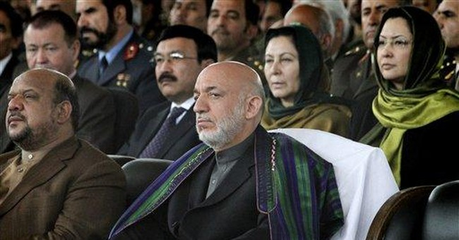 Afghan forces to take lead in securing 7 areas