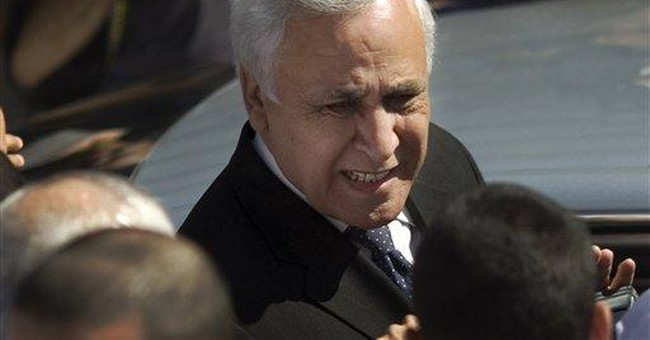 Lawyer fears ex-Israeli president is suicidal