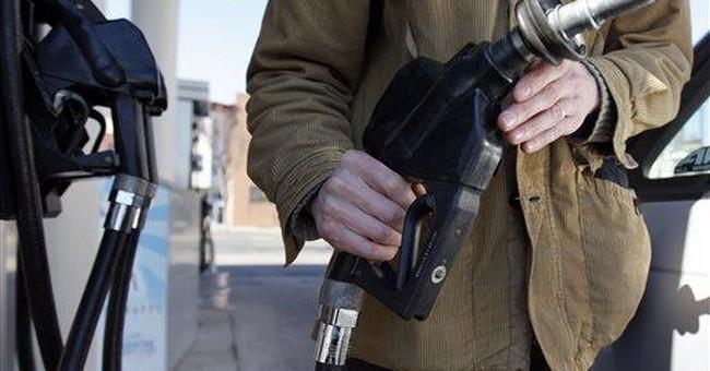 Oil settles above $105, as gasoline demand rises