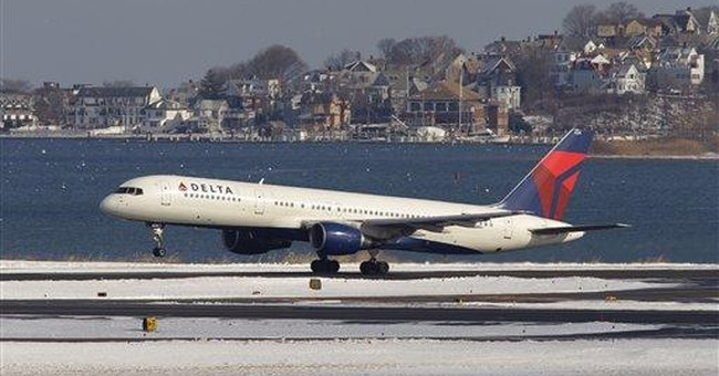 Delta cuts global flying plans again this year