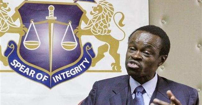 Official: Kenyan corruption could bring revolution