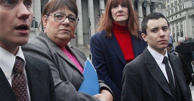Transgender people contest NYC birth-record rule