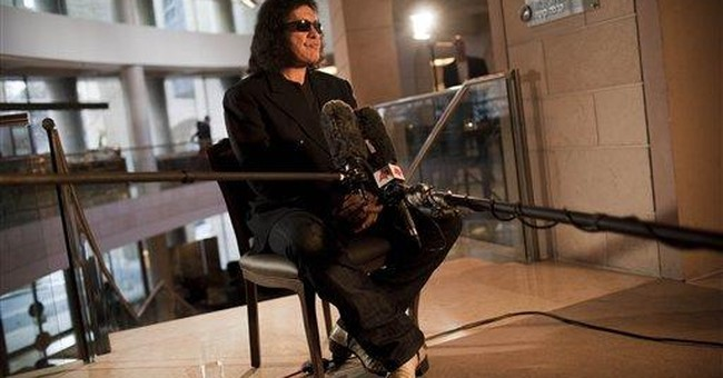 Kiss bassist undeterred by Jerusalem bombing