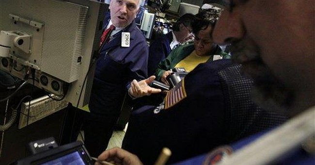 Stocks edge lower after a three-day rally