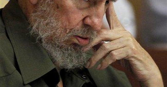 Cuba's Castro: I quit as party chief 5 years ago