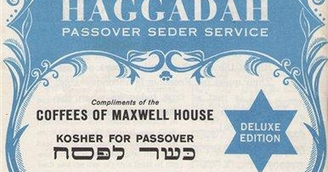 New Maxwell House Haggadah out for Passover