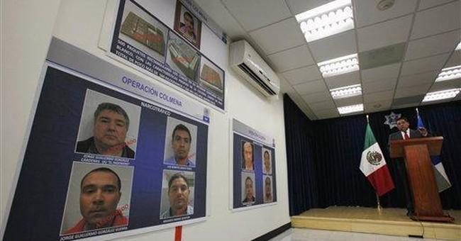 Mexico, Ecuador bust transnational drug operation