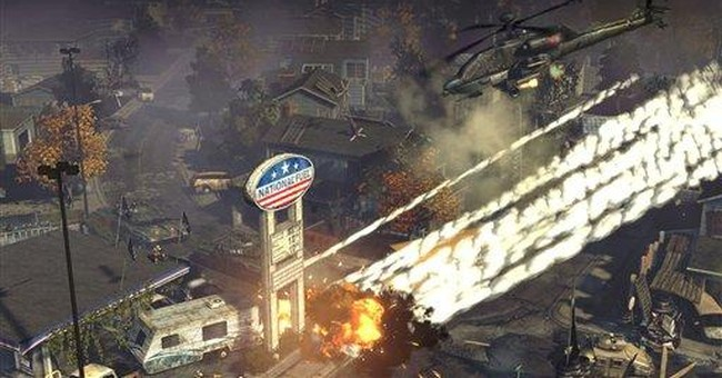 Review: 'Homefront' campaign falls short