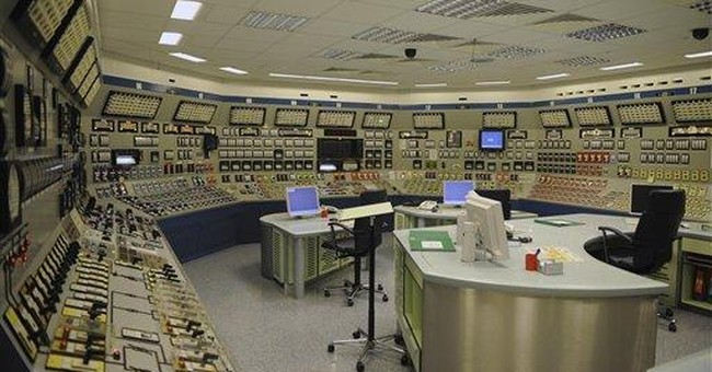 Slovenian nuclear plant shuts down automatically