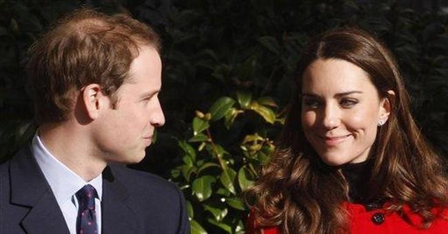 Buckingham Palace gearing up for big wedding