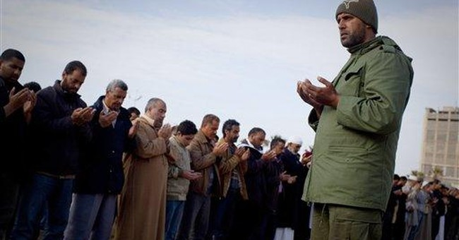 Rebel Libyan finance minister admits mistakes