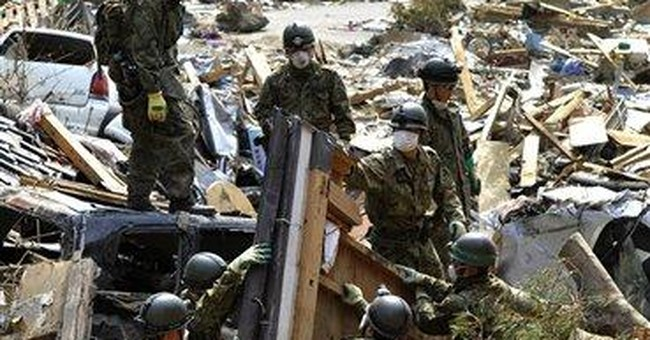 Police: More than 10,000 dead from Japan disaster