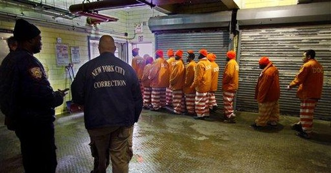 Inmates churn out bread for NYC jail system