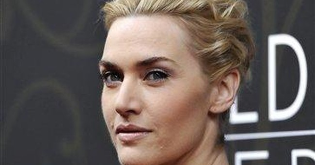 Hats On: Winslet book features hat-wearing celebs