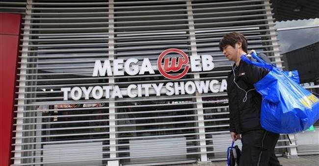 Toyota to curb N. America production after quake