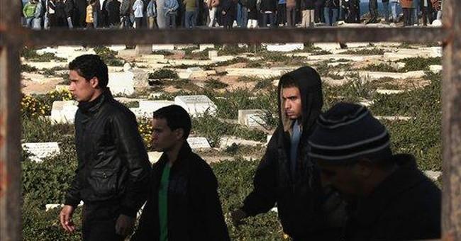 Fighting's effect on Libya civilians remains murky