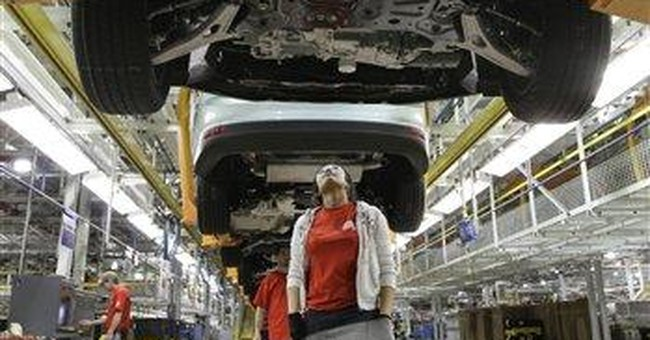 Durable goods orders fall 0.9 percent in February