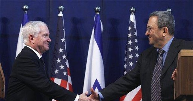 Israel violence complicates Gates' call for peace