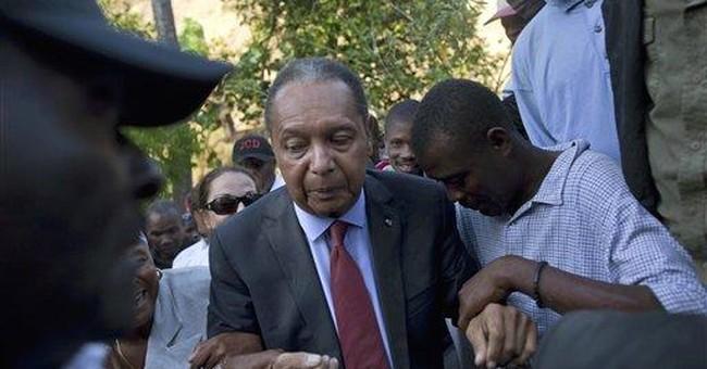 'Baby Doc' Duvalier hospitalized in Haiti