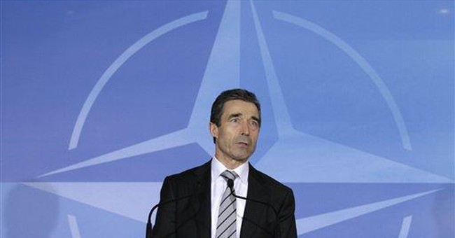 NATO takes command of part of Libya operation