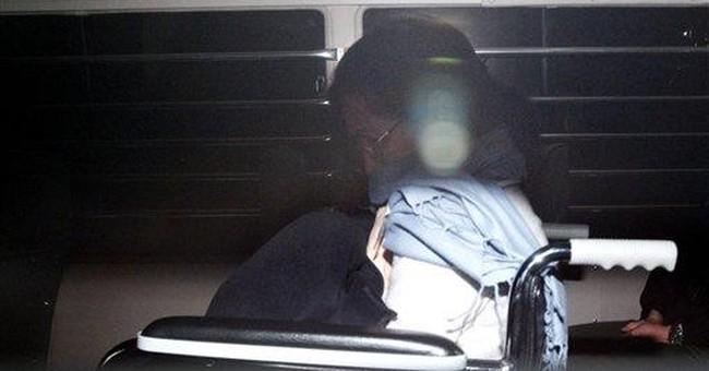 American convicted in Hong Kong 'milkshake murder'