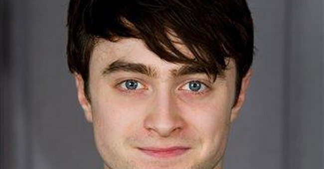 Radcliffe thanks Harry Potter for Broadway musical