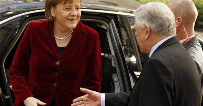 EU wants worldwide nuclear plant tests