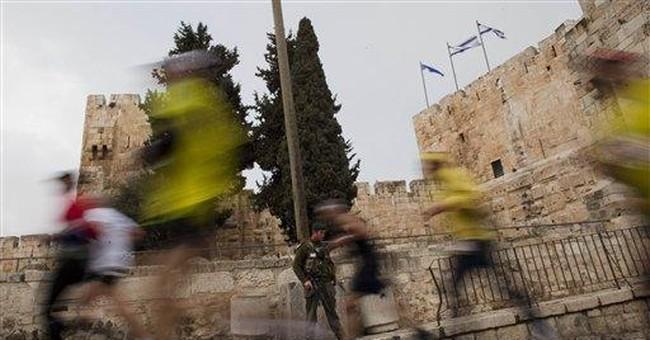 Jerusalem hosts first marathon, days after bombing