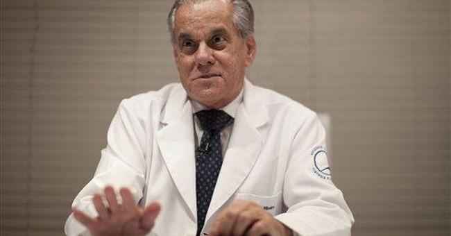 Brazilian plastic surgeon says operated on Gadhafi